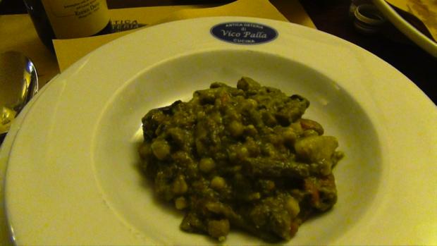 Osteria Vico Palla - Genova 10
