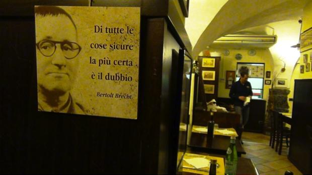 Osteria Vico Palla - Genova 12