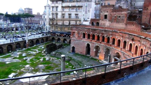 Specialmente a roma antiche meraviglie da ri scoprire for Ricette romane antiche