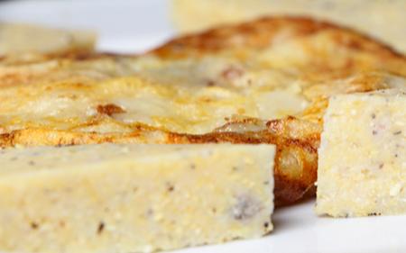 Il frico - tortino friulano di patate e formaggio 1