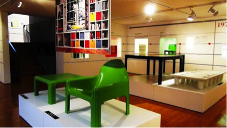 Museo Kartell a Noviglio 11