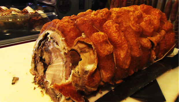 Porchetta marchigiana 1