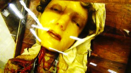 cere anatomiche - Museo La Specola Firenze 3