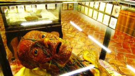 cere anatomiche - Museo La Specola Firenze 7