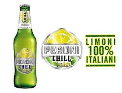 chill lemon Peroni