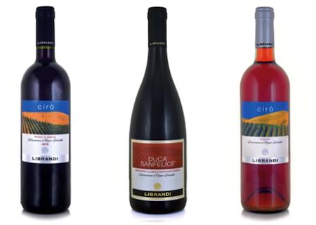 vino gaglioppo di ciro - calabria 1