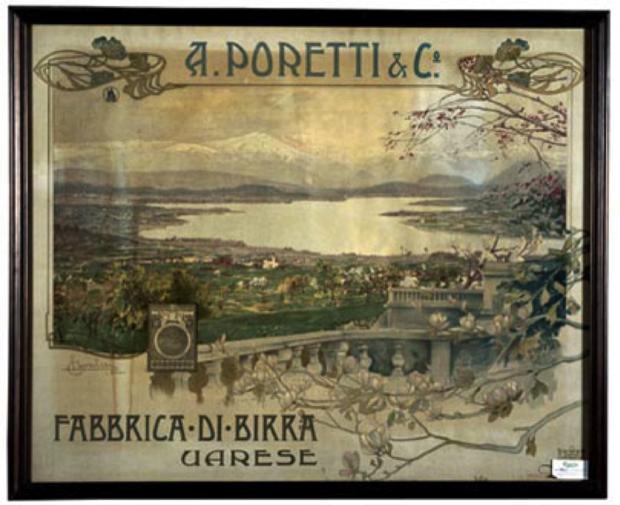 Birra Poretti dal 1877 in Valganna 1