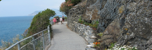 Liguria a piedi 1