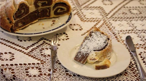 gubana dolce tipico friulano 2