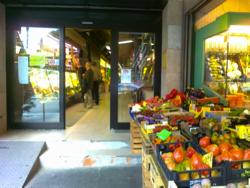 Mercato Wagner tripudio gourmet Milano 1