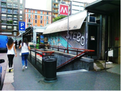Mercato Wagner tripudio gourmet Milano 2
