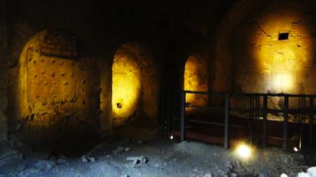 vivere e morire a Pompei - scavi 1