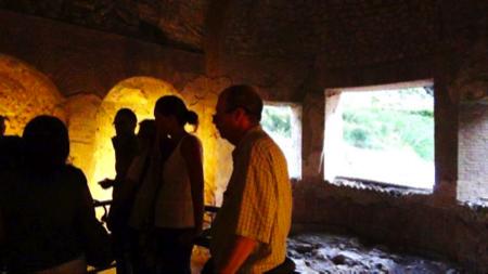 vivere e morire a Pompei - scavi 2
