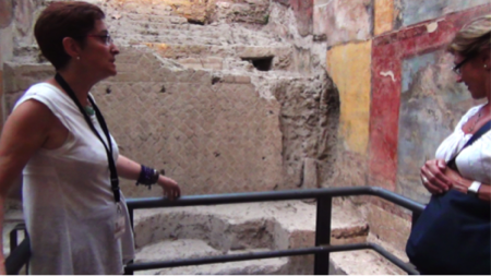vivere e morire a Pompei - scavi 4