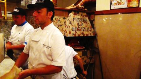 Napoli pizza Enzo Coccia 5