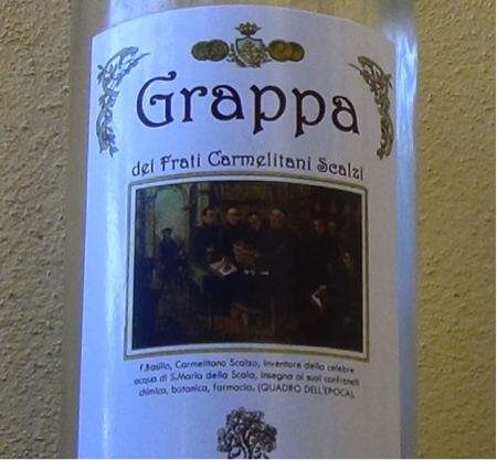 grappa Frati Carmelitani Scalzi 4