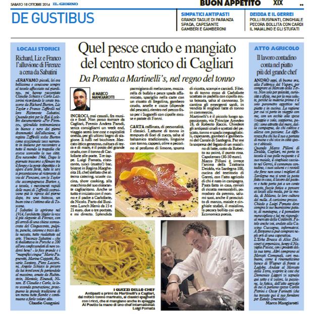 mangiarotti - pesce crudo Cagliari 10