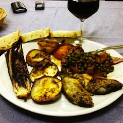 mangiarotti - pesce crudo Cagliari 9