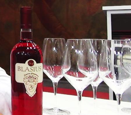 vinitaly 18 - Blasius rosato del Molise 1
