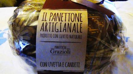 Panettone grazioli a Legnano 1