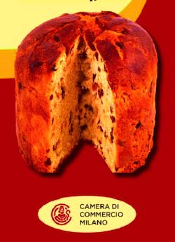 panettone del panettiere Milano 1