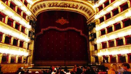 teatro San Carlo di Napoli 1