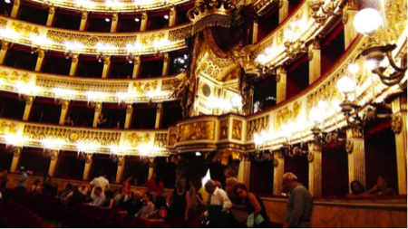 teatro San Carlo di Napoli 5