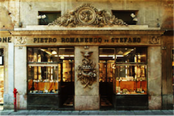 Romanengo confetteria Genova 2