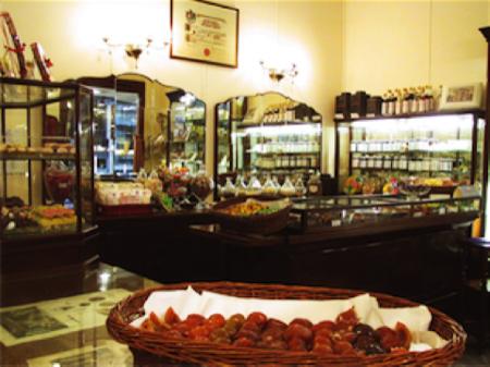 Romanengo confetteria Genova 4