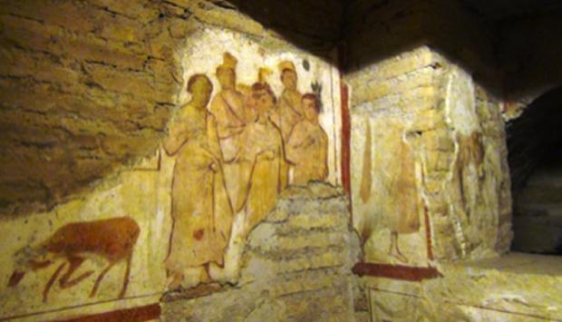 Le case romane del celio piccola pompei nel cuore di for Ricette romane antiche