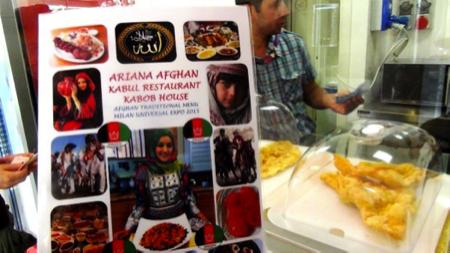 EXPO cucina afghanistan 2