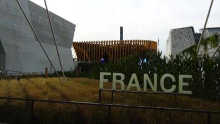 Expo padiglione Francia 1