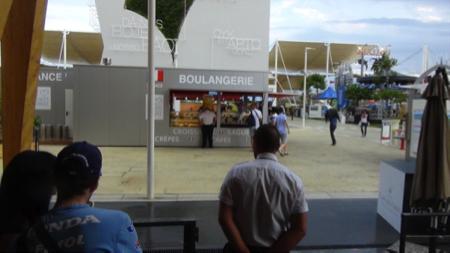 Expo padiglione Francia 9