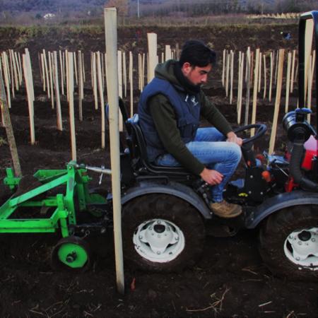 mini-trattore vigne siciliane 3