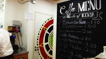 Expo Kenya caffe 2