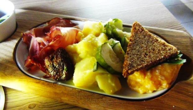 Ristorante della germania a expo sorprende la vera cucina - La cucina tedesca ...
