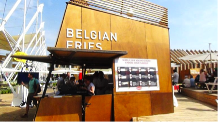 Expo Belgio patatine birra 1