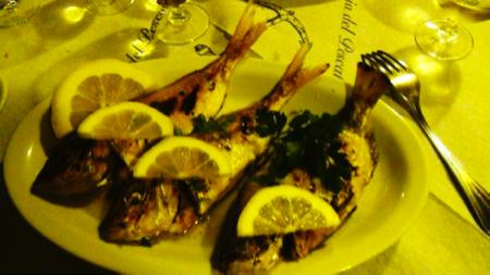 Osteria del Pescatore Tropea - Calabria 8