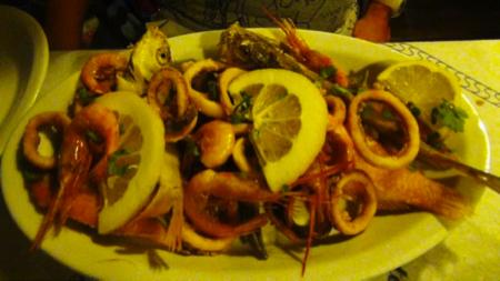 Osteria del Pescatore Tropea - Calabria 9