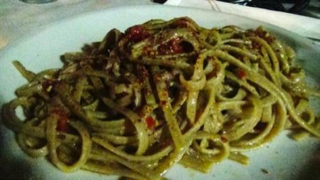 Bianco e Nero cucina calabrese Nicotera 3