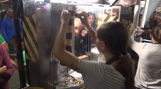 Choco Kebab Expo 1