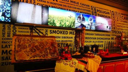 Expo vagone ristorante Russia 10