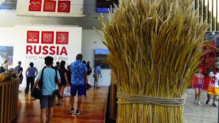 Expo vagone ristorante Russia 9