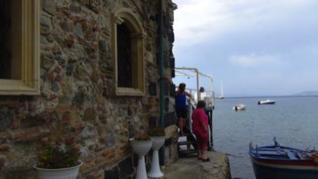 Mangiare sul mare Chianalea in Calabria 3