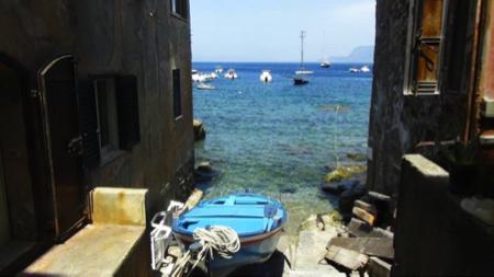 Mangiare sul mare Chianalea in Calabria 4