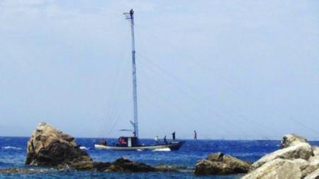 Mangiare sul mare Chianalea in Calabria 5