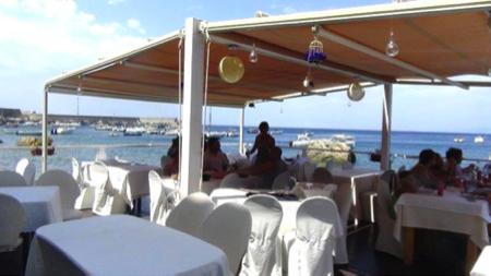 Mangiare sul mare Chianalea in Calabria 6