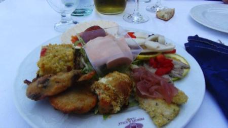 Mangiare sul mare Chianalea in Calabria 7