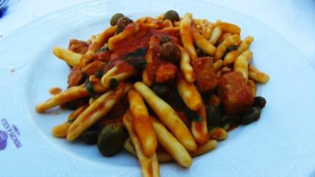 Mangiare sul mare Chianalea in Calabria 9