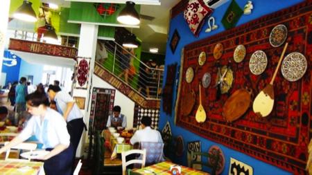 ristorante kazakhstan expo 2